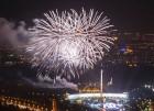 Какими фейерверками и салютами мир приветствовал 2020 год